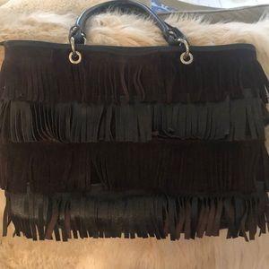 Free People /INNUE Fringe Handbag